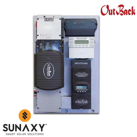 OutBack Power Power System, 3.5kW, 85A, 24VDC, OUT FP1 VFXR3524A