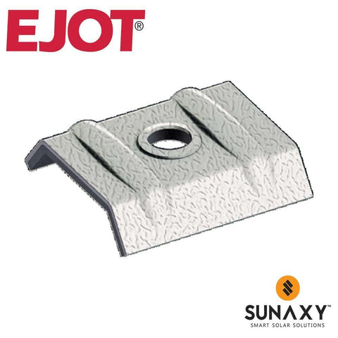 EJOT, ORKAN STORM WASHER 26-28, MILL FINISH ALUMINUM, CLEAR, 3052638000, EA
