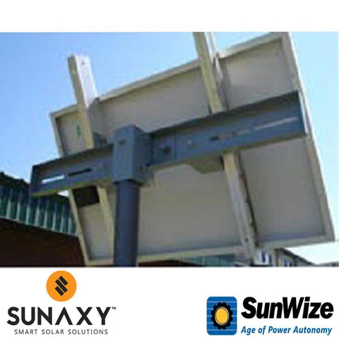 SunWize: Mount ACC, High Wind Kit