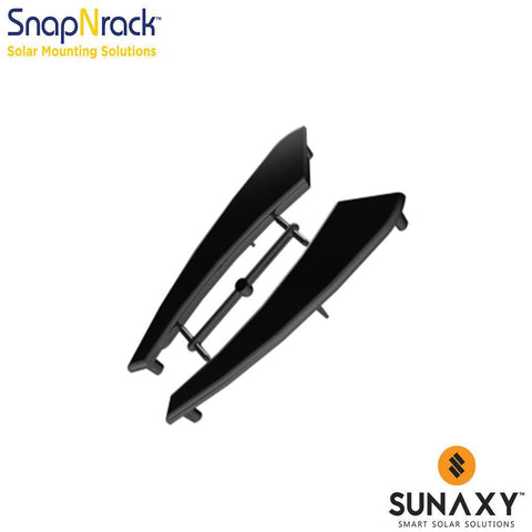 SNAPNRACK, SKIRT END CAP PAIR