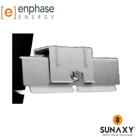 ENPHASE, EFM-40MM, MICROINVERTER FRAME MOUNT BRACKET, 40MM