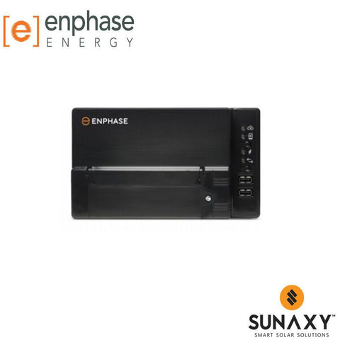ENPHASE, ENV-IQ-AM1-240 M, IQ ENVOY GATEWAY, METERED, SINGLE PHASE 240 VAC, WITH SOLAR CT