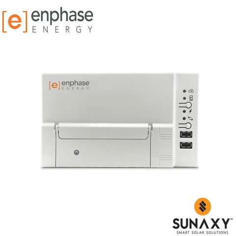 ENPHASE, ENV-S-AB-120-A, ENVOY-S COMMUNICATIONS GATEWAY, STANDARD