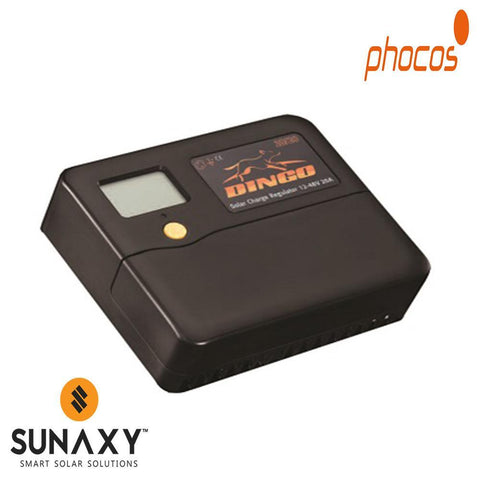 Phocos: Charge Controller, 12-48VDC, 20A, PWM, PHO D2020N