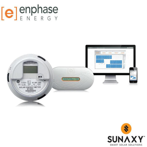 ENPHASE ENVOY REVENUE GRADE METER ADD-ON - RGM-MTR-01