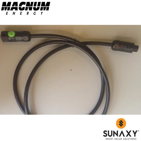 MAGNUM, ME-MGT-AC-EXT, AC EXTENSION CABLE, 6 FOOT, INVERTER TO INVERTER