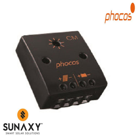 Phocos: Charge Controller, 12V, 4A, PWM, PHO CM04-2.1