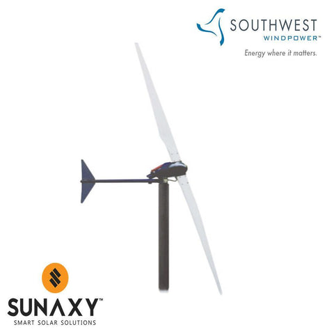 Southwest Windpower: **OBSOLETE** WIND-GEN 3kW 48VDC W/REG
