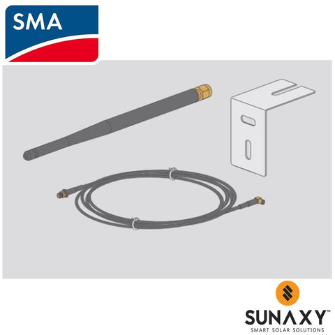 SMA, EXTANT-US-40, ACCESSORY, WiFi ANTENNA EXTENSION KIT FOR SB 5.0/6.0 INVERTERS