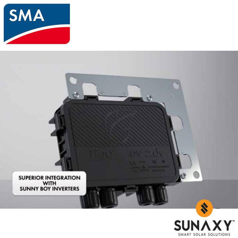 SMA, TS4-R-O, 471-00252-10, SMA OPTIMZER MODULE (MODULE LEVEL OPTIMIZATIOIN-MONITORING-RSD COMPLIANT), MC4 IN/OUT