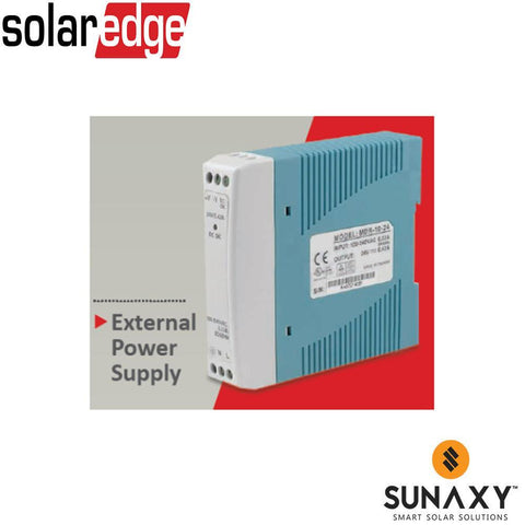 SOLAREDGE, SE1000-SEN-PSU-S1, 24 VDC POWER SUPPLY FOR AMBIENT TEMP AND MODULE TEMP SENSOR