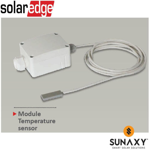 SOLAREDGE, SE1000-SEN-TMOD-S1, MODULE TEMPERATURE SENSOR, REQUIRES SE1000-SEN-PSU 24VDC POWER SUPPLY