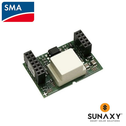 SMA, 485USPB-NR, DATA COMMUNICATION DEVICE, RS485 PIGGYBACK CARD FOR US & TLUS