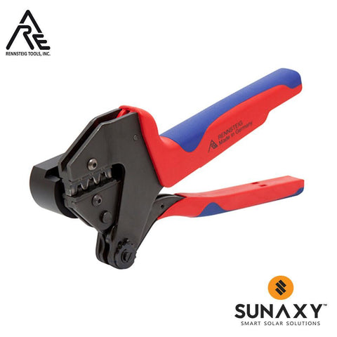 RENNSTEIG TOOL, 625 51190 3 1, SOLAR CRIMP TOOL FOR HOSIDEN