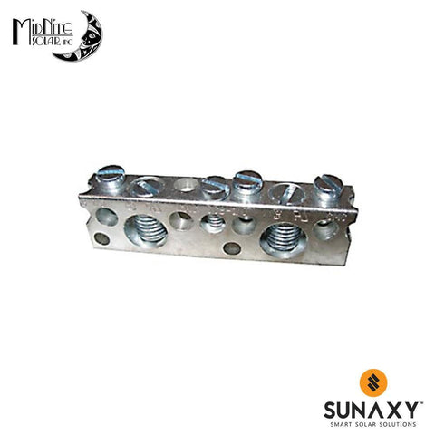 BUSBAR, MIDNITE, MNSBBN, LONG NO INSULATOR