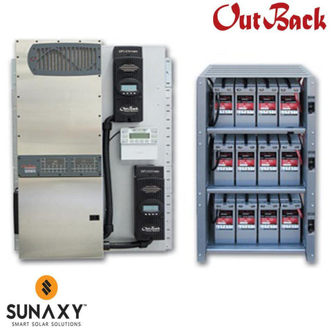 OutBack Power: SystemEdge-830RE