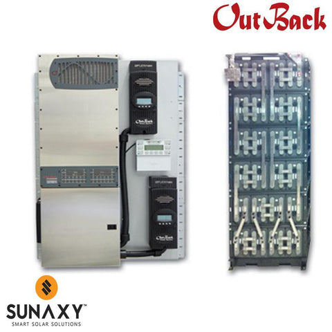 OutBack Power: SystemEdge-8100NC
