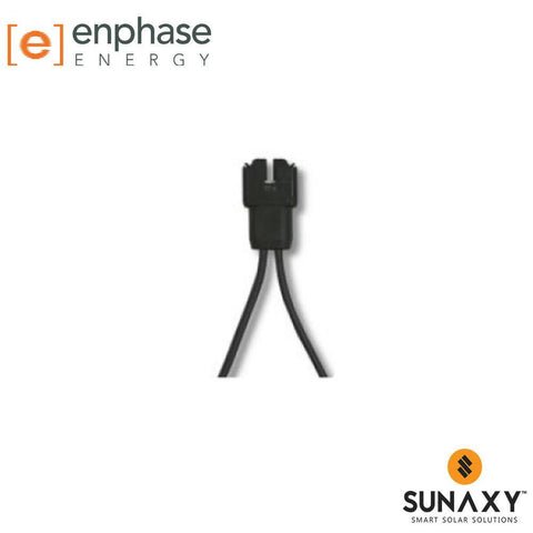 ENPHASE, Q-12-10-240, PORTRAIT Q CABLE FOR 60/72-CELL MODULES, SINGLE DROP CUT TO LENGTH CABLE