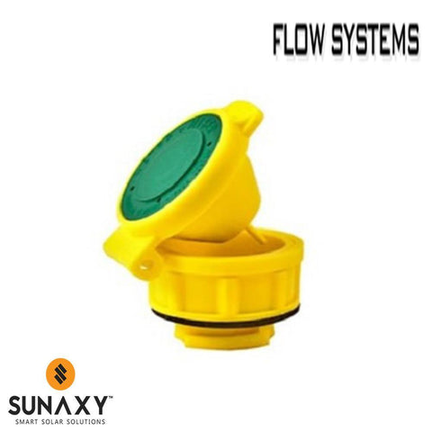 Flow Systems: Water Miser Vent