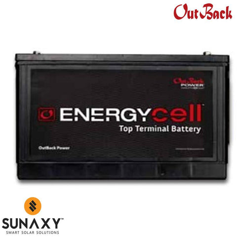 OutBack Power: Battery, 12V, 52Ah at C/100, AGM, Outback 52RE