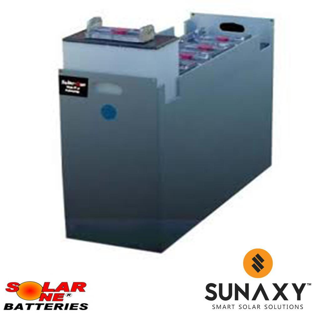 Solar One Hup So 6 125 33 48v Flooded Battery Sunaxy Wiring Diagram