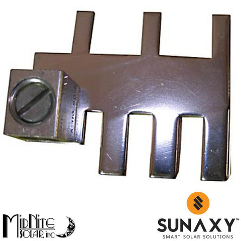 MidNite Solar MNPV3 Busbar for Breakers and Fuses