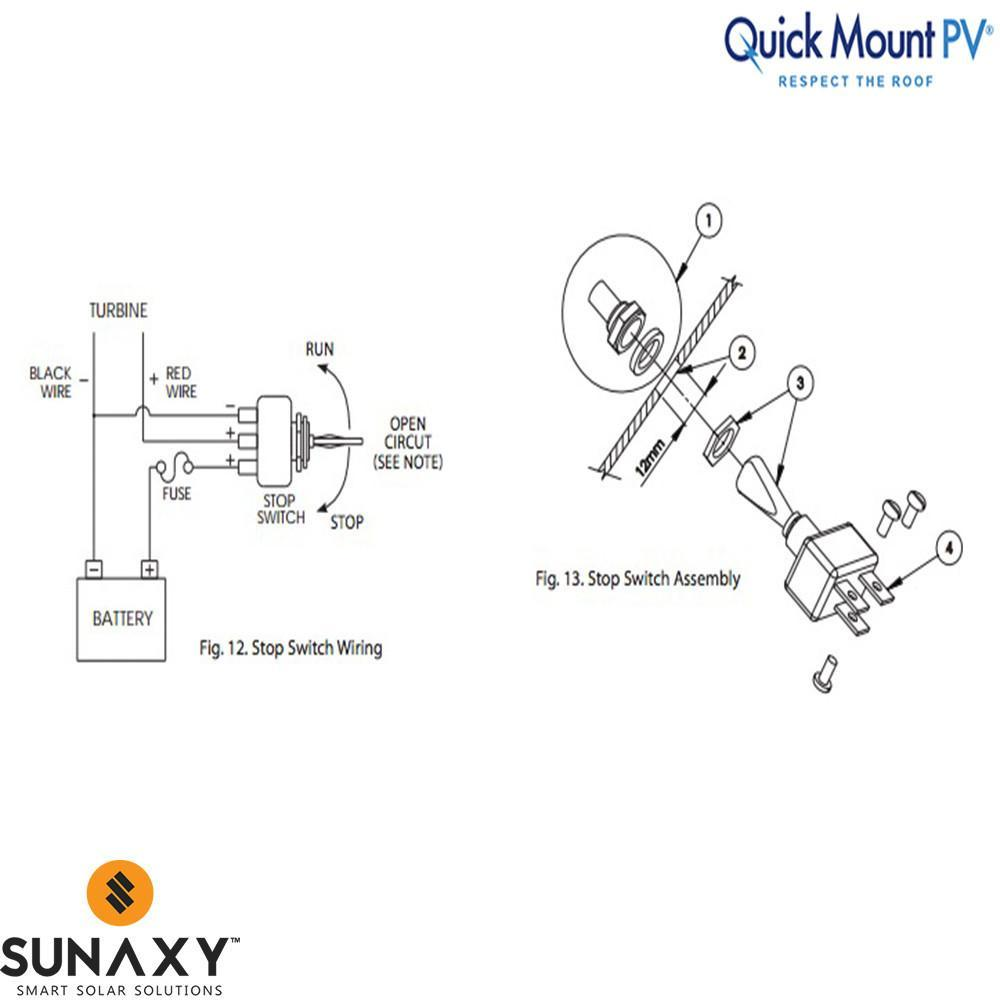Primus Windpower Stop Switch For Air X Sunaxy Wiring Diagram