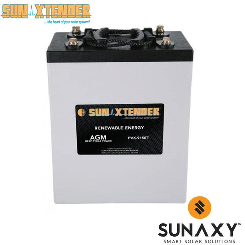 Sun Xtender PVX-9150T AGM Battery