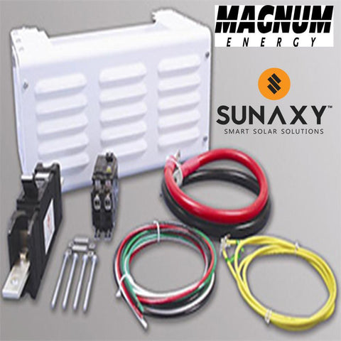 Magnum Energy MPXS-30D-L Panel Extension Box