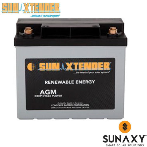 Sun Xtender PVX-340T AGM Battery