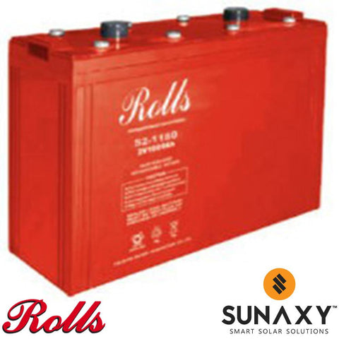 Surrette / Rolls S2-1180 AGM Battery