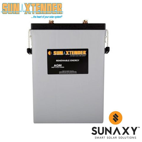 Sun Xtender PVX-12150HT AGM Battery