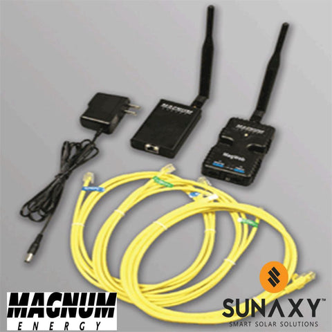 Magnum Energy ME-MW-W MagWeb - Wireless Monitoring Kit