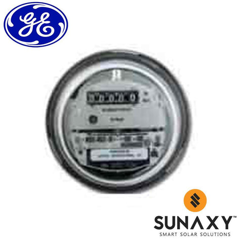 General Electric AC Watt Hour Meter