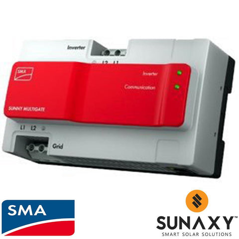 SMA Sunny Boy Micro Multigate-US XT Monitoring Unit