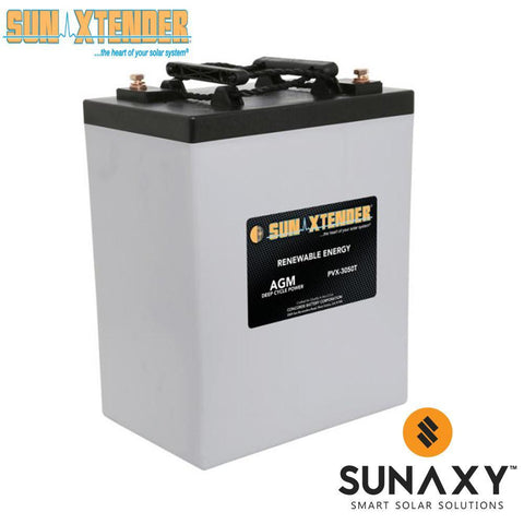 Sun Xtender PVX-3050T AGM Battery