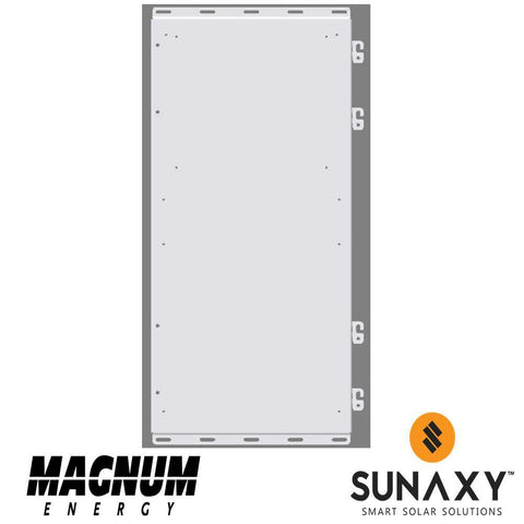 Magnum Energy BP-S Single Back Plate