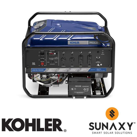 Kohler PRO5.2E with Electric Start Portable Generator
