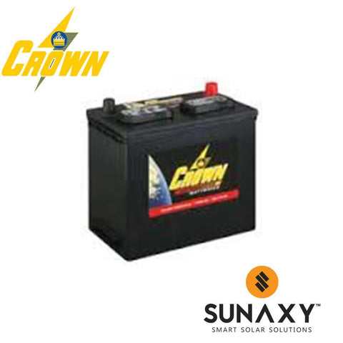 Crown Sealed 12v Automotive Group 51 51-500 Battery
