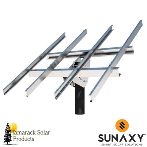 Tamarack Solar Products Inc. UNI-TP/02 Top of Pole Mount