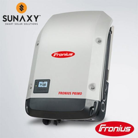 Fronius Primo 7.6-1 - 7600 Watt 240/208 Inverter