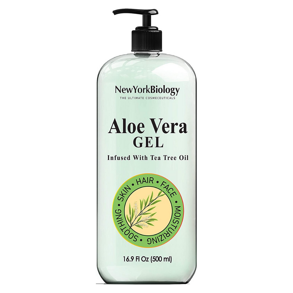 Say Hello to Aloe Vera Gel