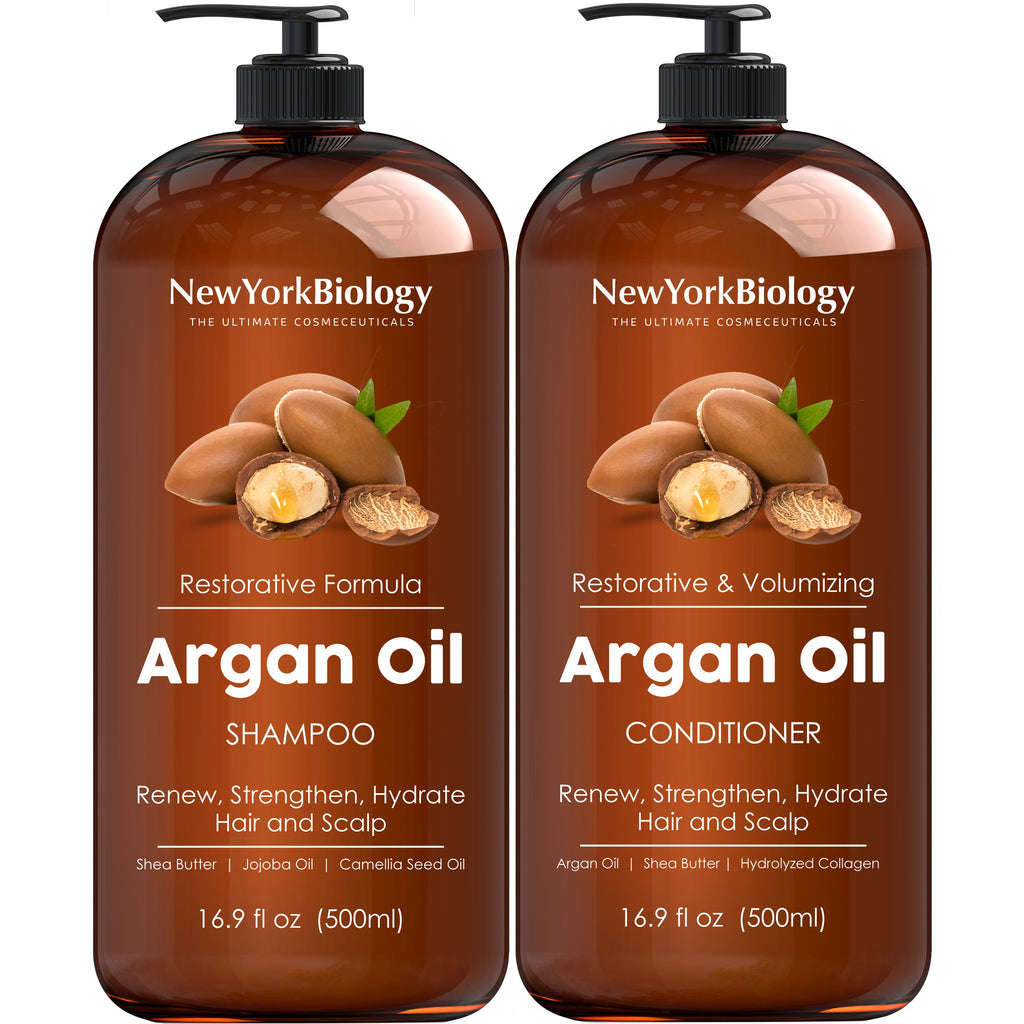 Moroccan Argan Oil Shampoo and Conditioner