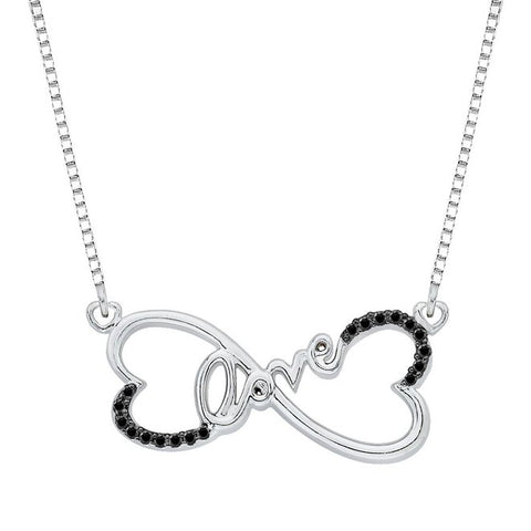 Katarina.com- Double Heart - Infinity Love Pendant - League of Legends