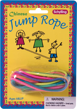 Schylling Chinese Jump Rope, Toy, Schylling - LIESAS
