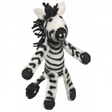 Wild Woolies Finger Puppet Collection, Finger Puppet, DZI - LIESAS