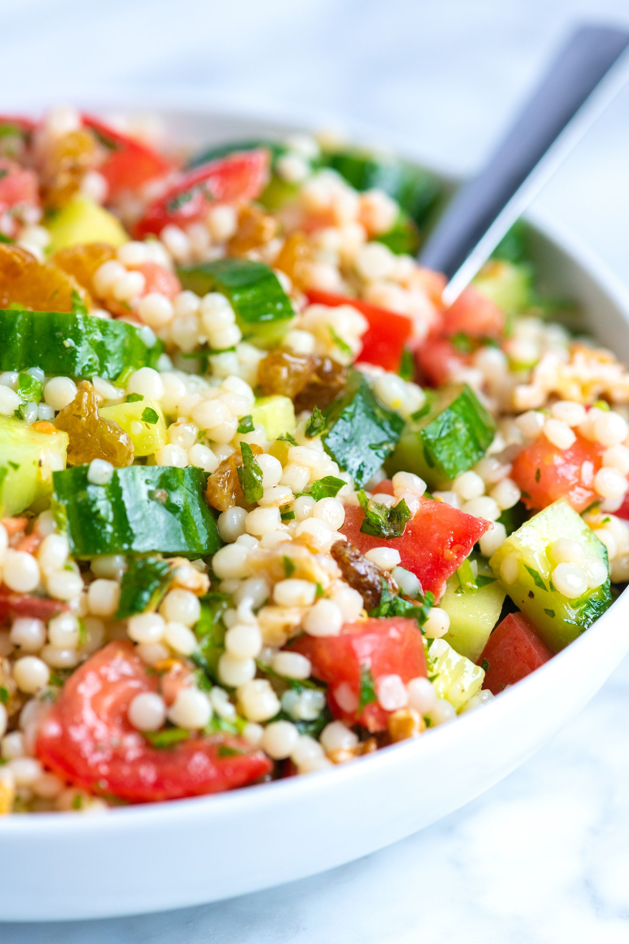 From Our Schools Kitchen to Yours - Couscous Salad, Grocery, Anneliese Schools - LIESAS