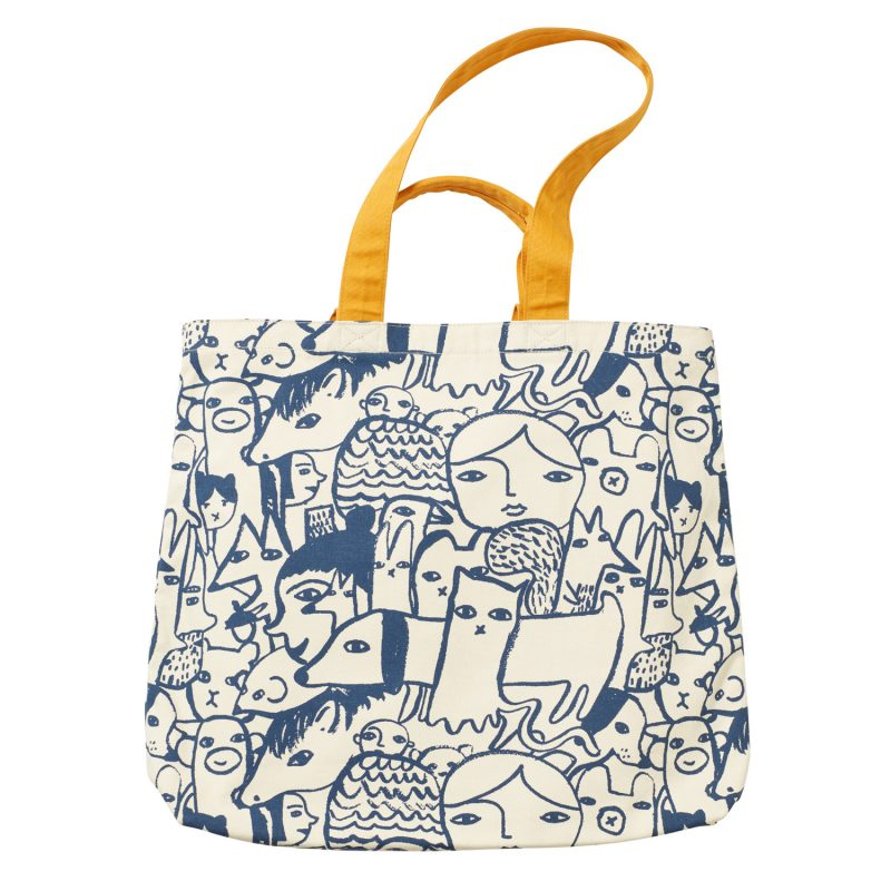 Donna Wilson Tote Bag Collection
