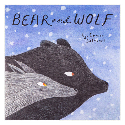 Bear & Wolf by Author Daniel Salmieri, Book, Ingram - LIESAS