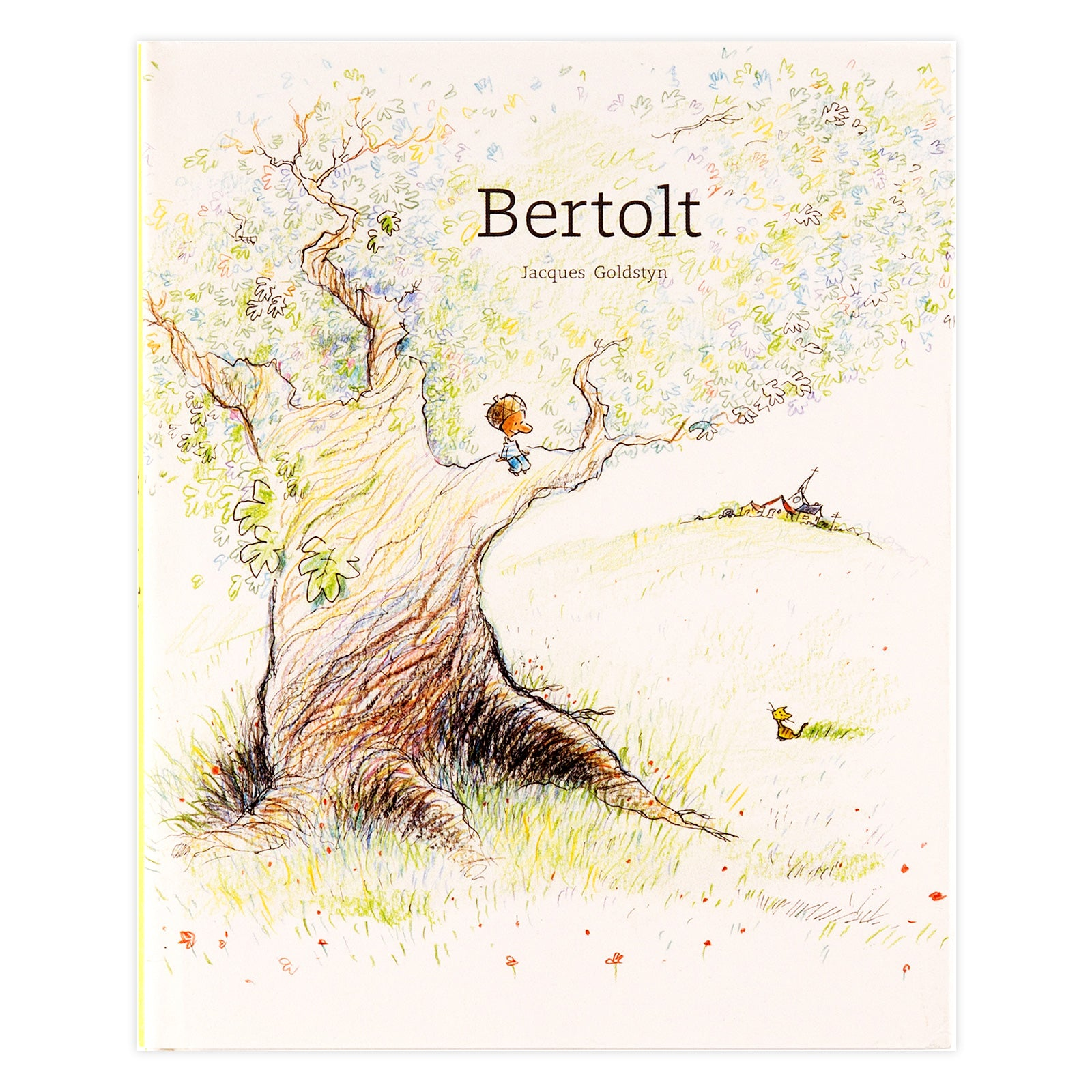 Bertolt Children's Book by Jacques Goldstyn, Book, Ingram - LIESAS